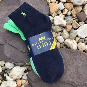 4 pair POLO Ralph Lauren Socks